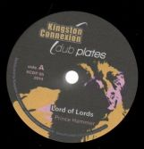 SALE ITEM - Prince Hammer - Lord of Lords / Prince Hammer - Dub Plate Mix (Kingston Connexion) EU10""